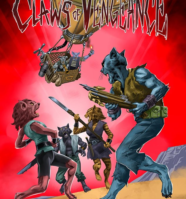 Claws of Vengeance